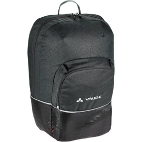 VAUDE Cycle 22 Sac à dos 2 en 1, black uni